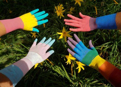LGBTQ+ Pride at MACES