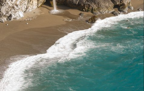 Big Sur, One of the many great places to visit during spring break