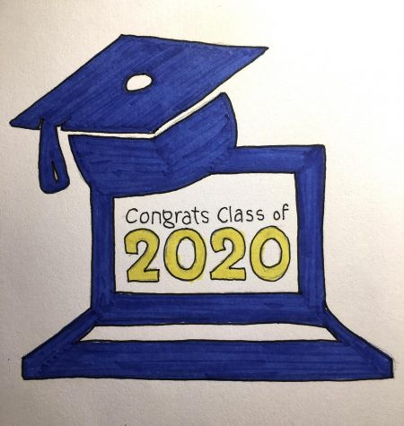 The class of 2020 is left to expect an online graduation amid COVID-19 concerns