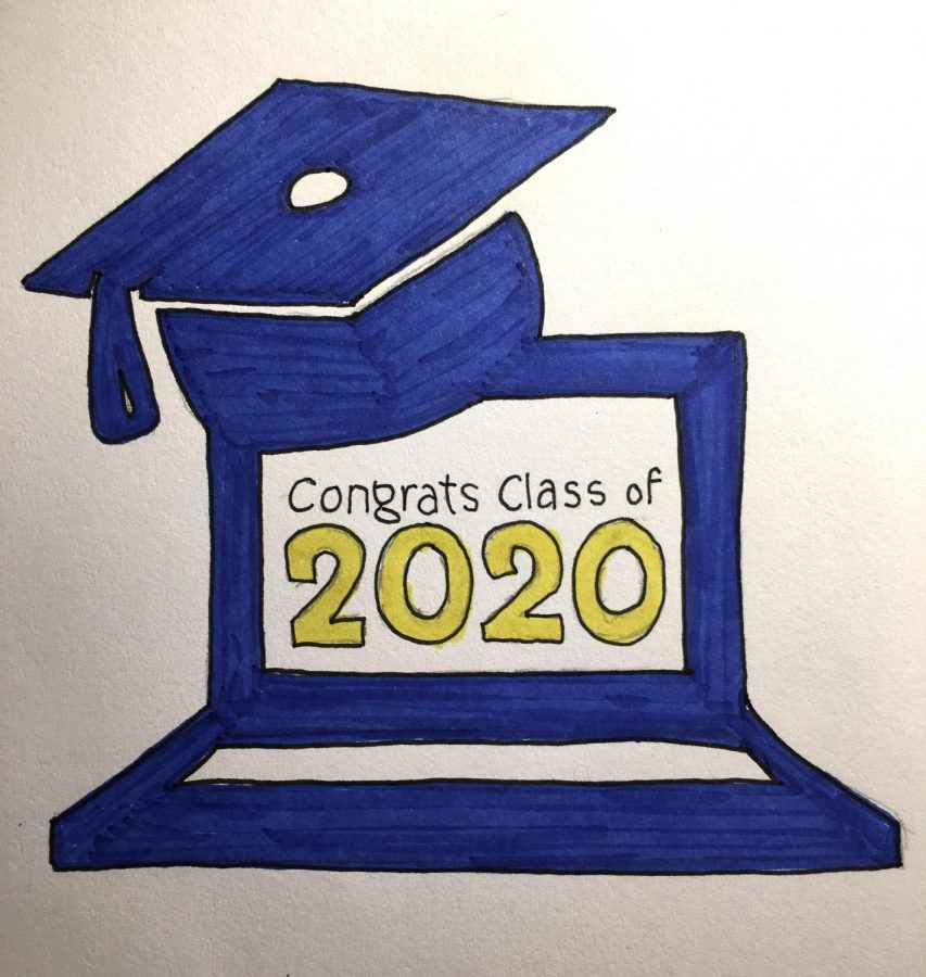 The+class+of+2020+is+left+to+expect+an+online+graduation+amid+COVID-19+concerns