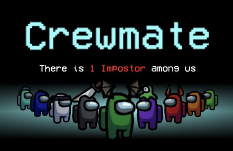 POV- You are a crewmate and you have to figure out who the imposter is. Use those detective skills to sniff out the imposter in the video game Among Us.