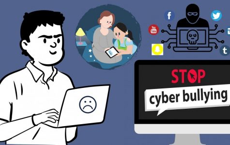 The effects of cyber bullying go beyond the the person that is targeted.
