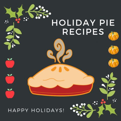 HOLIDAY PIE RECIPES- Ditch the store-bought pies and wow the holiday crowds with these homemade pie recipes. Happy Holidays from the Wolfpack Times!