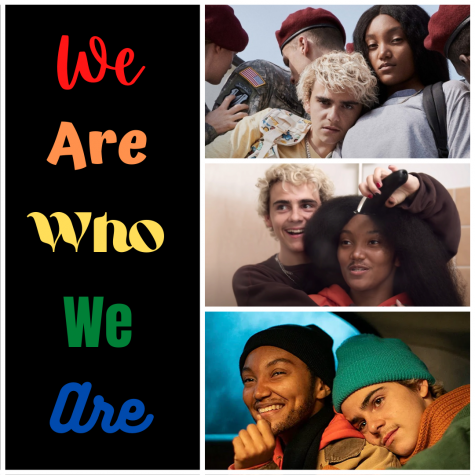 """A STORY LIKE NO OTHER!- We Are Who We Are is an HBO series that tells the story of American teens on a military base in Italy. Throughout the show, Fraser Wilson and Caitlin Poythress, the two main protagonists, simultaneously explore their sexual and gender identities. """"We Are Who We Are... is a very immersive experience into the identity of people,"""" Luca Guadagnino, the director of the series, said."""