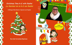 """MEET THE AUTHOR - Julia Cervantes-Espinoza's second book """"Christmas Time A-Z con Rosita!"""" is the perfect gift for families this holiday season. """"My goal was to publish two books by the end of the year. I wanted to capitalize on all the learning from my experience with writing my first book,"""" Cervantes-Espinoza said."""