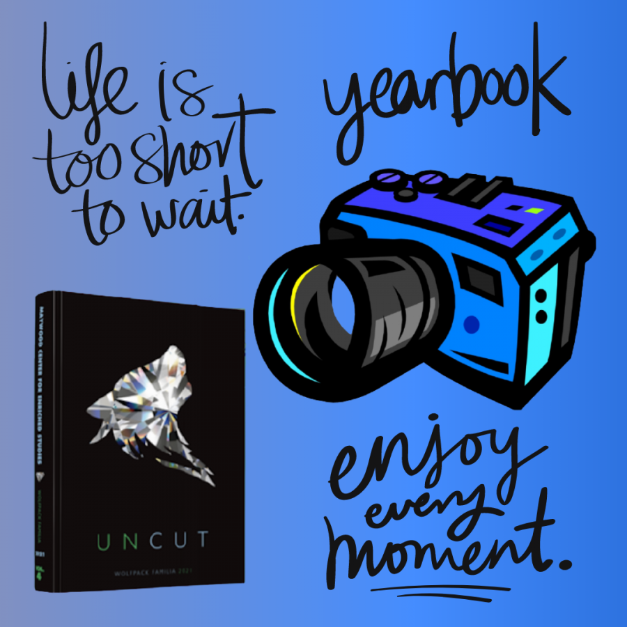 "MACES YEARBOOK - Get the Maywood Center for Enriched Studies 2020-2021 yearbook today. ""There are so many amazing things happening; you will be very happily surprised if you do buy a yearbook and see what your classmates are creating,"" Ms. Torres, yearbook advisor said."