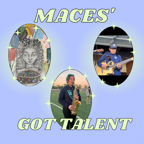"""MACES, HOME TO TALENTED STUDENTS - Through it's first four years MACES' students have indeed proved they """"Got Talent!""""  """"In band, my biggest inspiration is the band director and music teacher herself, Ms. Rincon. Other than being an amazing music teacher and band director, she is a great person,"""" Elizabeth Arroyo, a junior said."""